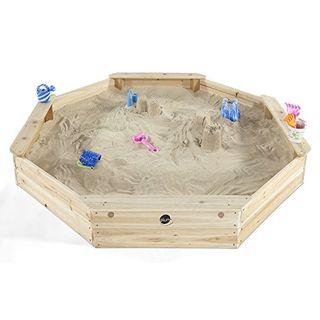 Plum Kinder gigantischer Sandkasten achteckig