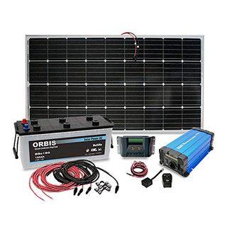 Insel Solaranlage PV-Anlage 1000W AC