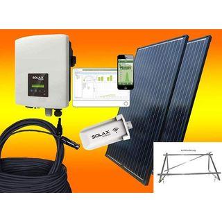 bau-tech Solax 600Watt Balkonkraftwerk