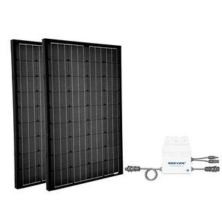 Solar-pac Mini Photovoltaikanlage 310Wp