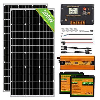 ECO-WORTHY 200 Watt