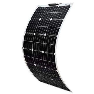 YUANFENGPOWER 100w 18v Flexibles Solarpanel monokristallines Solarmodul