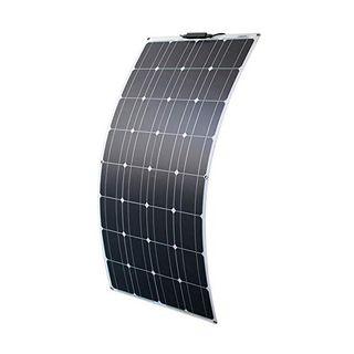 solar panel 100W 12V Flexibles Solarpanel Ultraleicht
