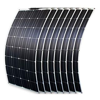 800W 12V Solarpanel 8 stücke 100W Flexible Solarmodul Monokristallin