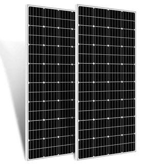 ECO-WORTHY 300W 12 Volt monokristallines Solarmodul