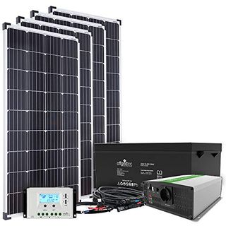 Offgridtec© Autark XXL-Master 600W Solar