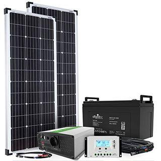 Offgridtec Autark M-Master 200W Solar