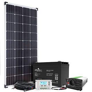 Offgridtec Autark S-Master 130W Solarmodul 101Ah AGM 500W AC Leistung