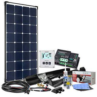 Offgridtec 12V Solaranlage für Wohnwagen SM100/12V Mppt