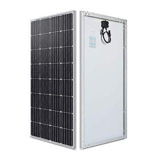 Renogy 160W 12 Volt Solarmodul Monokristallin Solarpanel