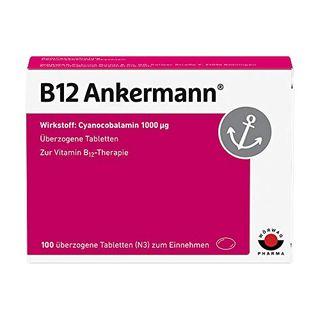 B12 Ankermann Vitamin B12: Bei Müdigkeit und Erschöpfung