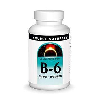 Source Naturals Vitamin B-6