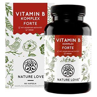 Nature Love Vitamin B Komplex Forte