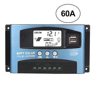 Garsent Solarladeregler 40/50/60