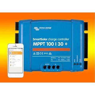 Victron Smartsolar Mppt Laderegler 100/30 30Amper 12V oder
