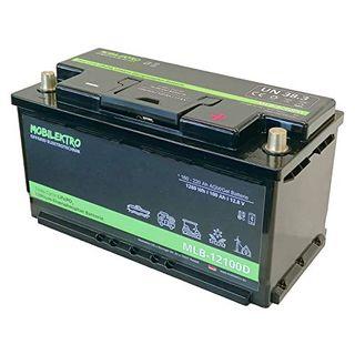 MOBILEKTRO LiFePO4 100Ah 12V 1280Wh Lithium