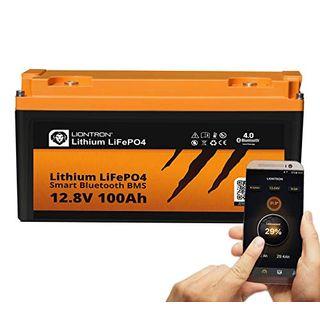 LIONTRON LiFePO4 12V 100Ah Lithium Batterie