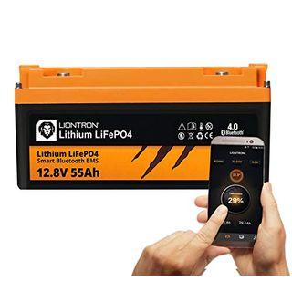LIONTRON LiFePO4 12V 55Ah Lithium Batterie