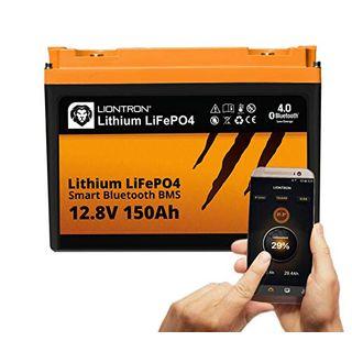 LIONTRON LiFePO4 12V 150Ah Lithium Batterie