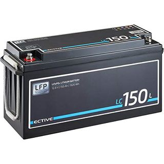 ECTIVE LC150L 12V 150Ah 1920 Wh LiFePO4 Lithium-Eisenphosphat