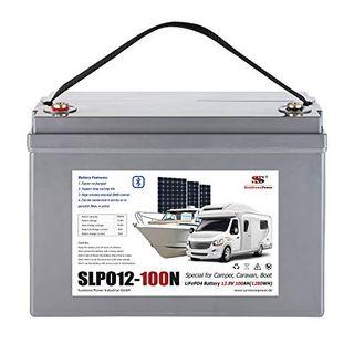 Sunstone Power LiFePO4 12V 100Ah Lithiumbatterie Smart