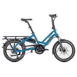 """Tern HSD P9 20"""" E-Bike 500Wh Faltrad Klapprad 9-G Blue 2020"""