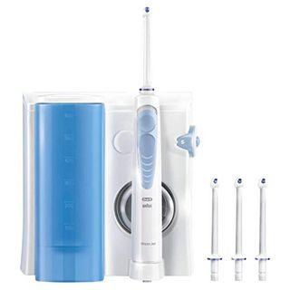 Oral-B WaterJet Reinigungssystem für eine gründliche Reinigung und Massage des Zahnfleisches