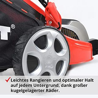 HECHT Elektro-Rasenmäher 1845 Mäher E-Grasmäher