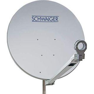 Schwaiger SPI1000.0 Aluminium Offset-Antenne 100 cm