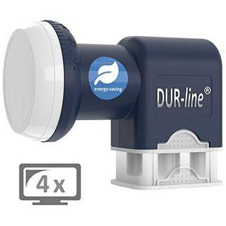 DUR-line Blue ECO Quad Stromspar-LNB