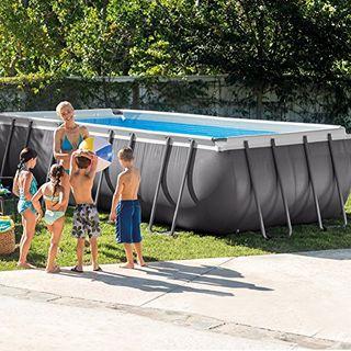 Intex Pool Röhrenform ultra-zerlegbar