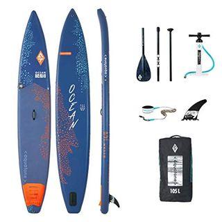 Aztron Aquatone Ocean 14.0 Race Touring iSUP aufblasbar Surfboard