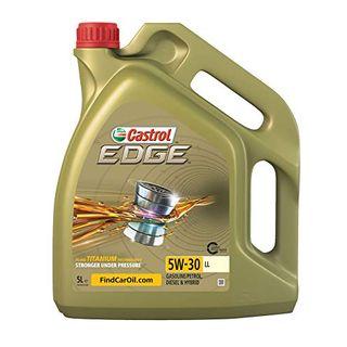 Castrol 15669E Edge Motoröl