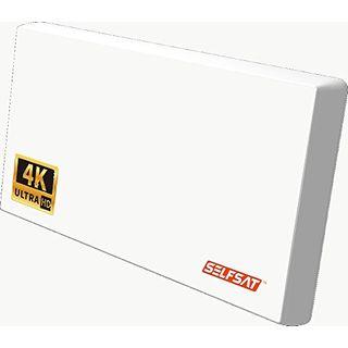 SELFSAT H22D2+ UHD 4K Twin