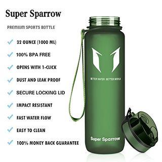 Super Sparrow Trinkflasche Sports