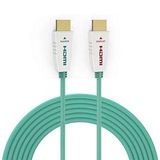 RUIPRO 8K Hdmi Glasfaser kabel 25 m Hdmi 2.1 48Gbps 8K@60Hz