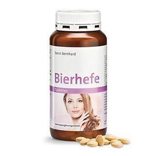 Sanct Bernhard Bierhefe Tabletten