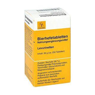 Bierhefe Tabletten Levurinetten 250 St