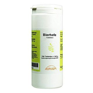 ALLPHARM Vertriebs GmbH Bierhefe Tabletten
