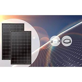volks-energie Mini-Solaranlage