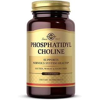 Solgar Phosphatidylcholin 420mg Bioaktives Cholin Lecithin