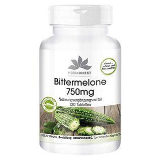 herba direct Bittermelone 750mg