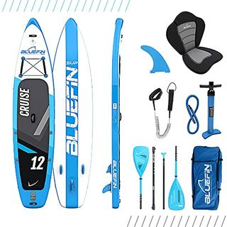 """Bluefin SUP Cruise 12"""" Stand Up Paddle Board"""