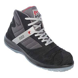 WÜRTH MODYF Sicherheitsstiefel S3 SRC Stretch X schwarz: Der zertifizierte Schuh
