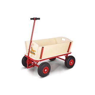Pinolino Bollerwagen Maxi aus massivem Holz