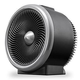 TROTEC 2-in-1 ultrastarker u. leiser Ventilator und Heizlüfter TFH 2000 E 2 Heizstufen max