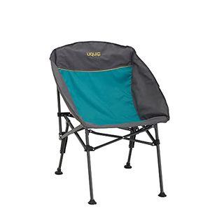 Uquip Faltbarer Campingstuhl Comfy