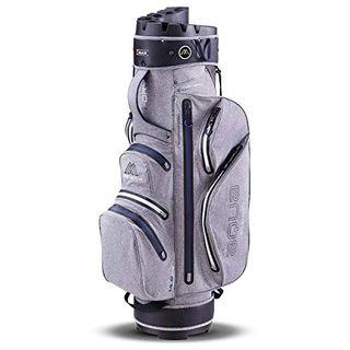 Big Max Aqua Silencio 3 Golf Cartbag 2020-100% wasserdichte Golftasche