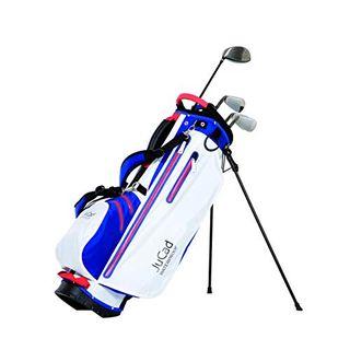 JuCad Bag 2 in 1 Waterproof I Wasserdicht I Tragebag I Cartbag I Golf I Tasche