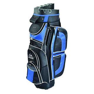 LONGRIDGE EZE Golftasche Cartbag EZE Kaddy Pro schwarz Black